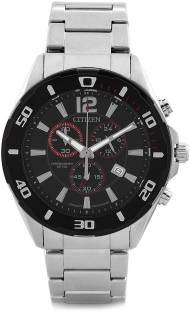 Citizen AN7110-56F Analog Black Dial Men's Watch