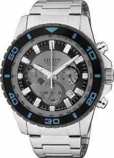 Citizen AN8030-58F Analog Black Dial Men's Watch (AN8030-58F)