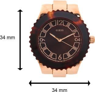 Guess W0468L1 Brown Dial Analog Women's Watch (W0468L1)