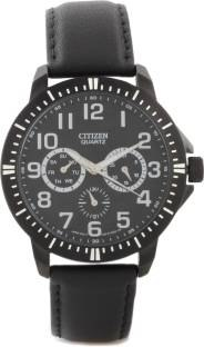 Citizen AG8315-04E Black Dial Chronograph Men's Watch (AG8315-04E)