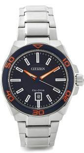 Citizen Eco-Drive AW1191-51L Analog Blue Dial Men's Watch (AW1191-51L)