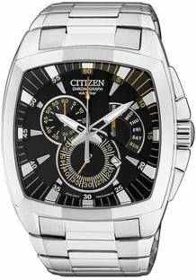 Citizen AN9030-52E Analog Black Dial Men's Watch (AN9030-52E)