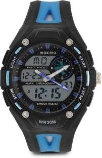 Maxima 28610PPAN Fiber Analog-Digital Watch (28610PPAN)