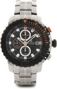 Titan 90029KM01 Analog Watch