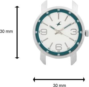 Fastrack NG6111SL01 Analog Silver Dial Women's Watch