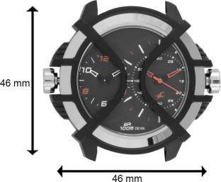 Fastrack NF38016PL01 Analog Multi Colour Dial Men's Watch (NF38016PL01)