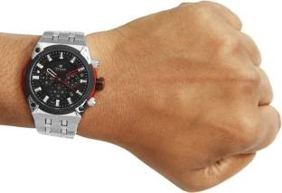 Titan Octane 90030KM01 Analog Watch (90030KM01)