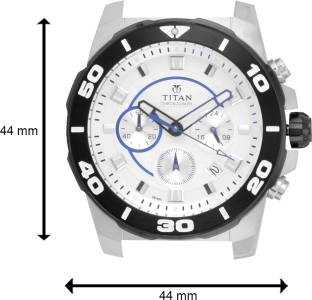 Titan 90031KM02 Analog Watch