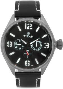 Titan Purple 9478QL01J Analog Watch (9478QL01J)