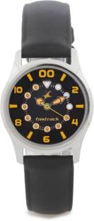 Fastrack 6116SL02 Analog Black Dial Women's Watch