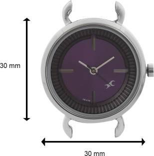 Fastrack 6117SM02C Analog Purple Dial Women's Watch (6117SM02C)