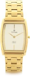 Titan Edge NH1044YM07 Analog White Dial Men's Watch (NH1044YM07)