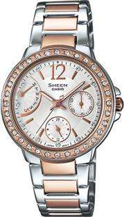 Casio Sheen SX137 Analog Watch (SX137)
