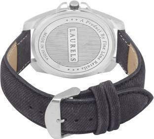 Laurels Lo-Gt-202 Analogue Watch