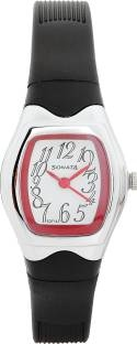 Sonata NH8989PP08J Analog White Dial Women's Watch (NH8989PP08J)