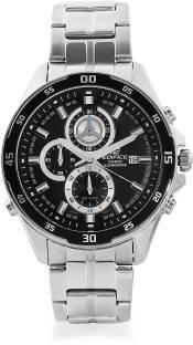 Casio Edifice EFR-547D-1AVUDF (EX238) Chronograph Black Dial Men's Watch (EFR-547D-1AVUDF (EX238))