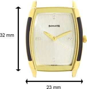 Sonata NH70808069YM01C Analog Watch