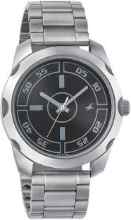 Fastrack NG3123SM01 Casual Analog Black Dial Men's Watch