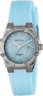 Swiss Eagle SE-6041-09 Special Collection Analog Watch