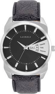 Laurels Lo-Inc-202 Invictus Analog Watch (Lo-Inc-202)