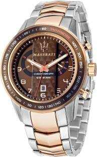 Maserati R8873610004 Corsa Analog Watch (R8873610004)