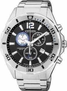 Citizen AN7110-56E Analog Black Dial Men's Watch (AN7110-56E)
