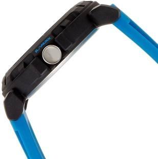 Sonata 77037PP02J Ocean Series Digital Black Dial Men's Watch (77037PP02J)
