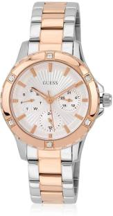 Guess W0443L4 Round Dial Analog Women's Watch
