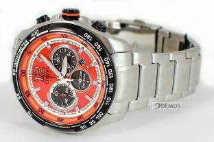 Citizen CA4234-51X Chronograph Orange Dial Men's Watch