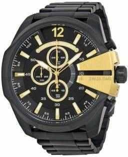 Diesel DZ4338I Chronograph Black Dial Men's Watch