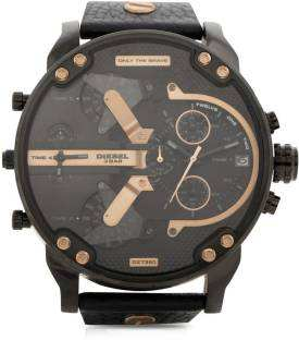 Diesel DZ7350 Black Dial Chronograph Men's Watch