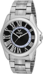 Fogg 2012-BK Analog Black Dial Men's Watch (2012-BK)