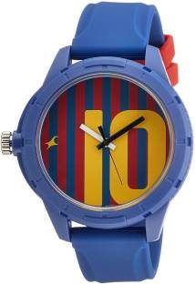 Fastrack 38019PP02J Tees Analog Multi Colour Dial Watch