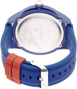 Fastrack 38019PP02J Tees Analog Multi Colour Dial Watch (38019PP02J)