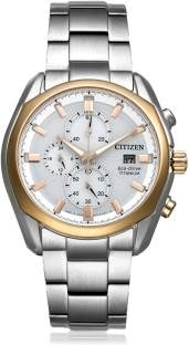 Citizen Eco-Drive CA0024-55A Analog Watch