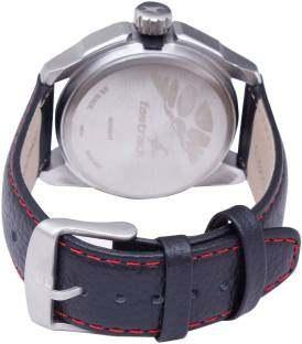 Fastrack 3089SL10 Upgrades Analog Red Dial Men's Watch (3089SL10)