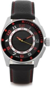 Fastrack NG3089SL12 upgrades Analogue Black Dial Men's Watch (NG3089SL12)
