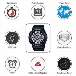 Casio G-Shock G620 Analog-Digital Watch