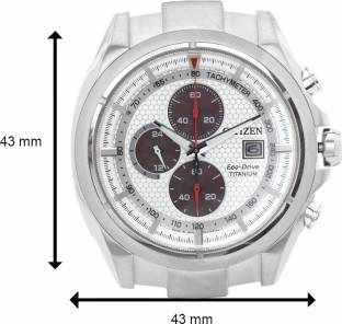 Citizen Eco-Drive CA0551-50A Analog Watch (CA0551-50A)