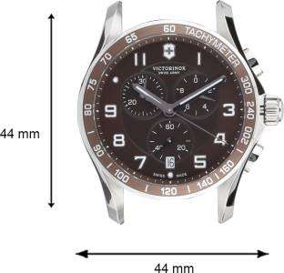 Victorinox 241653-1 Chrono Classic Analog Watch