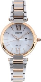 Seiko SUT154P1 Solar Analog Watch (SUT154P1)