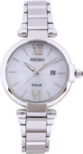 Seiko SUT153P1 Solar Analog Watch (SUT153P1)
