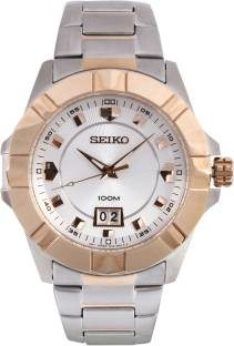 Seiko SUR136P1 Lord Analog Watch