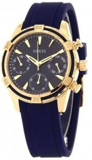 0c578b364e7c Guess W0562L2 Watch Online Buy at lowest Price in India (Blue Dial ...