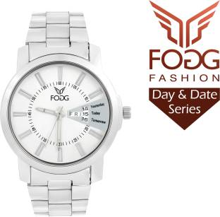 Fogg 2030-WH Analog White Dial Men's Watch (2030-WH)