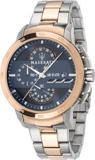 Maserati R8873619002 Ingegno Analog Watch