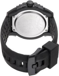 Fastrack NG38020PP02 Analog Red Dial Men's Watch (NG38020PP02)