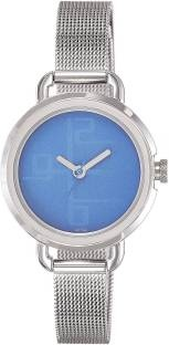 Fastrack NG6123SM01 Analog Blue Dial Women's Watch (NG6123SM01)