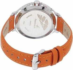 Fastrack 6135SL01 Analog Multi Colour Dial Women's Watch