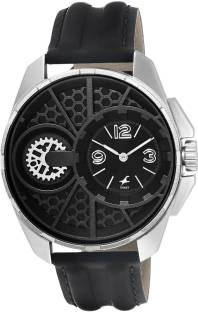 Fastrack NG3133SL01 Black Dial Men's Watch (NG3133SL01)
